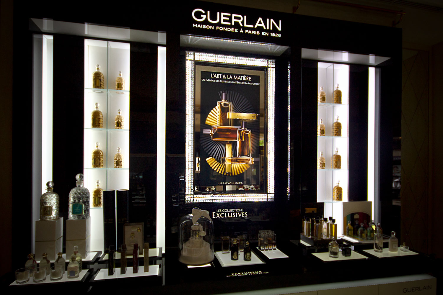 Guerlain - Exclusive Space