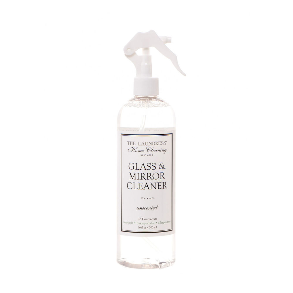GLASS & MIRROR CLEANER - unscented