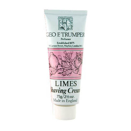 LIMES - Shaving cream tube
