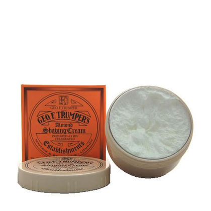 ALMOND - Shaving cream