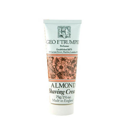 ALMOND - Shaving cream tube
