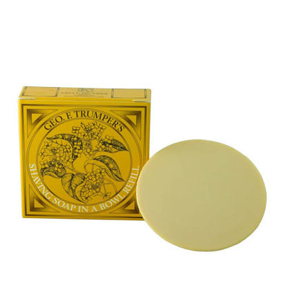 SANDALWOOD - Shaving soap bowl REFILL