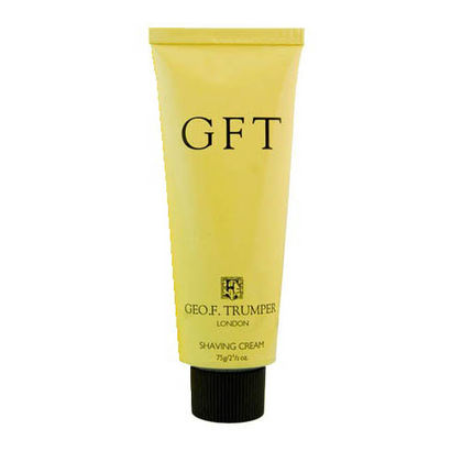 GFT - Shaving cream tube