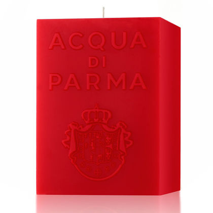 CUBE CANDLE - RED SPICE ACCORD