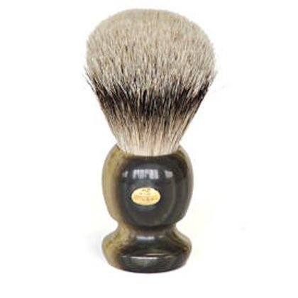 SHAVING BRUSH - GRAY BIG