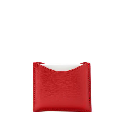 LBR RED Leather - Powder Case
