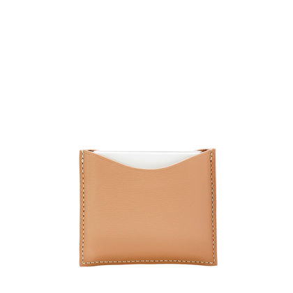 LBR CAMEL Leather - Powder Case
