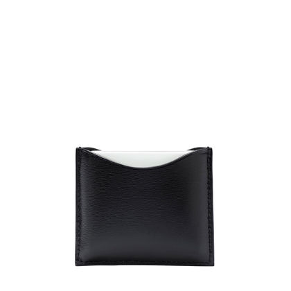 LBR BLACK Leather - Powder Case