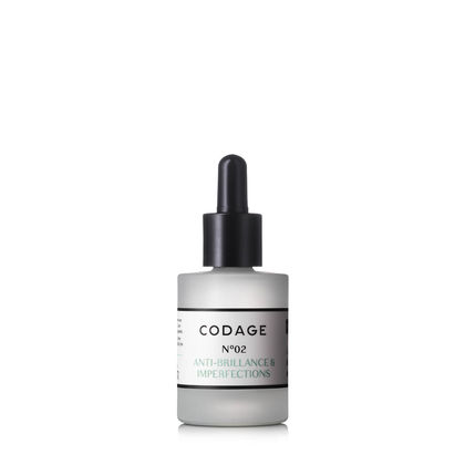 Serum Nº02 - Anti Shine & Imperfections