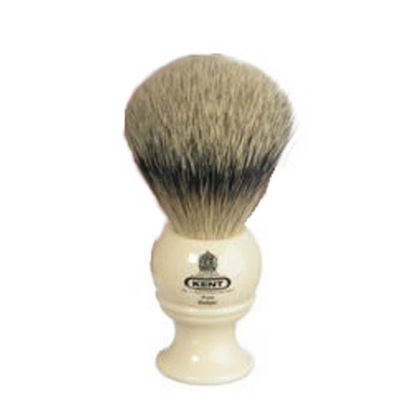 "SHAVING BRUSH - ""IVORY"" SMALL BK4"