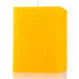 CUBE CANDLE - YELLOW COLONIA