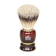 SHAVING BRUSH - BROWN MEDIUM